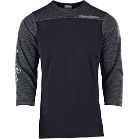 Troy Lee Designs Ruckus 3/4 Jersey Men block/black/heather black